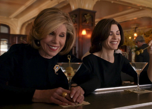 Mujeres poderosas en The Good Wife