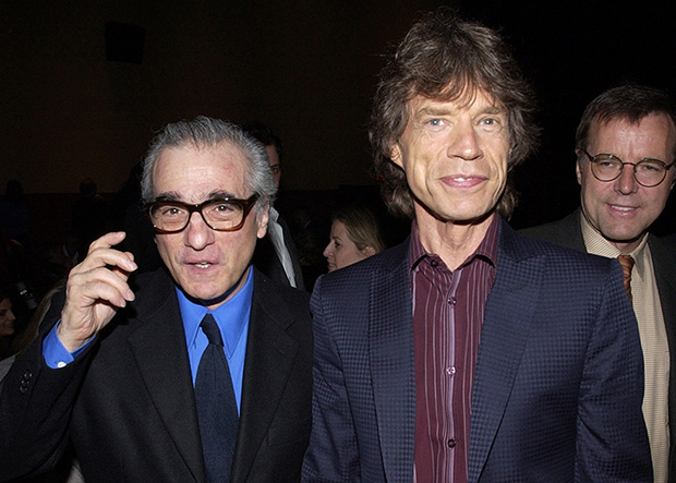 Scorsese y Jagger