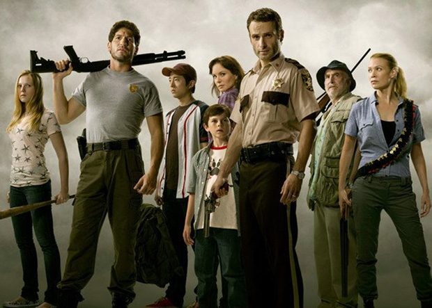 The Walking Dead, cómo ha cambiado la gran serie de zombies